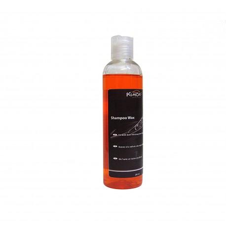 Shampoo wax