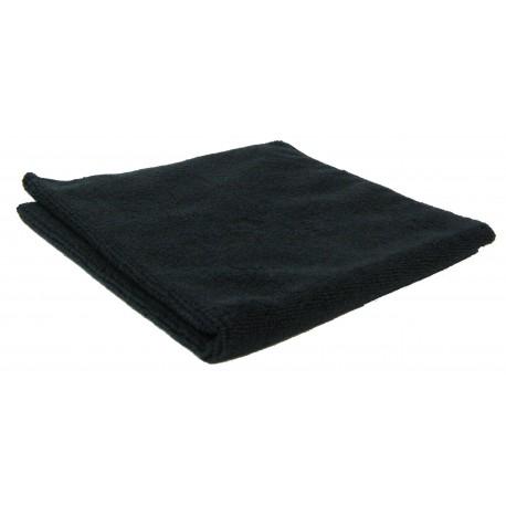 Mikrofasertuch soft schwarz 40 x 40 mm