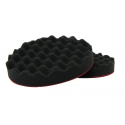 POLISHING PAD BLACK, VERY FINE 155 X 22.5 MM